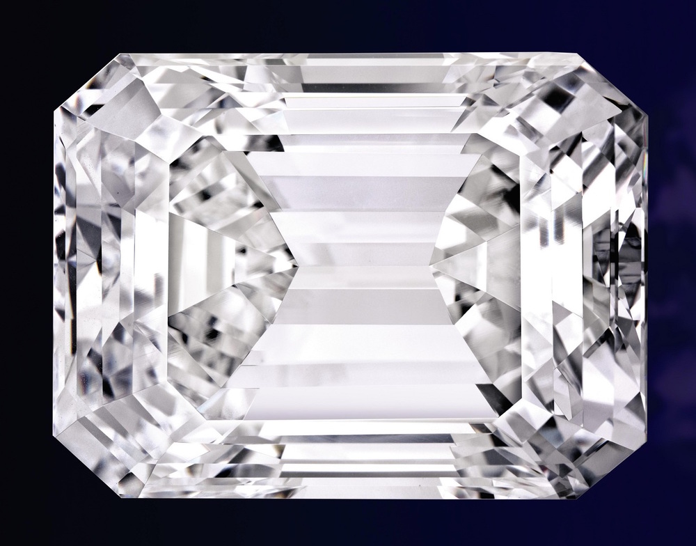 100.20-Carat, Type IIa, Internally Flawless 'Perfect Diamond'