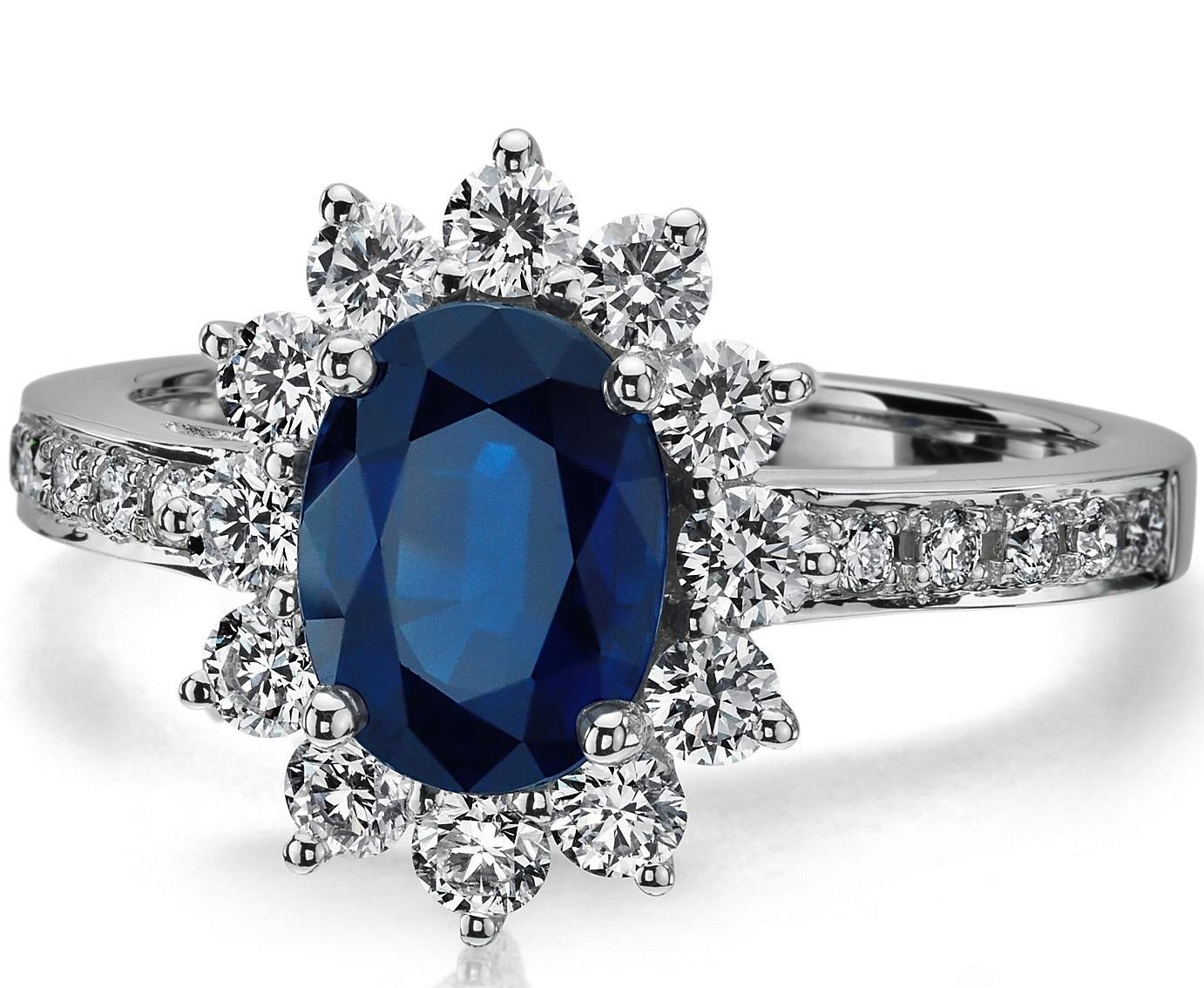 blue sapphire european engagement rings from mdc diamonds nyc. Black Bedroom Furniture Sets. Home Design Ideas