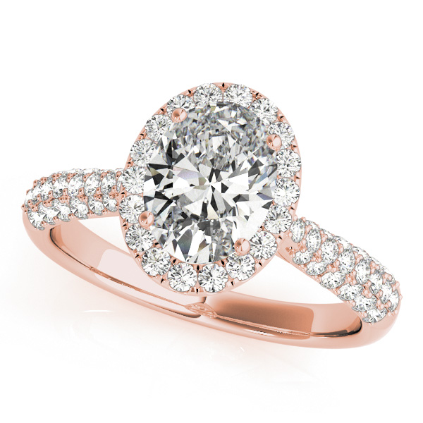 Oval Engagement Rings from MDC Diamonds NYC