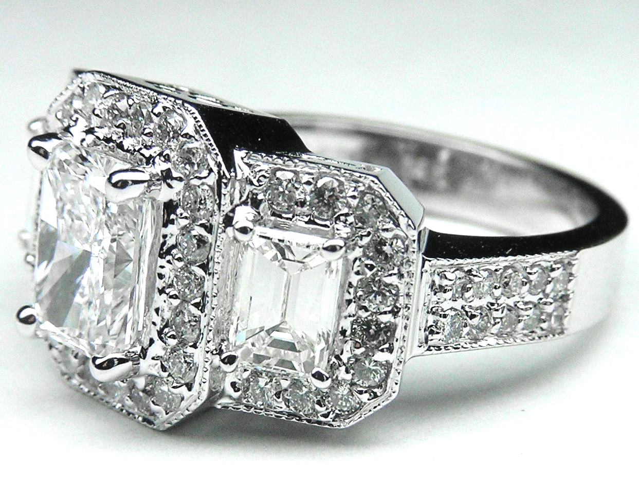 Radian - Engagement Rings from MDC Diamonds NYC
