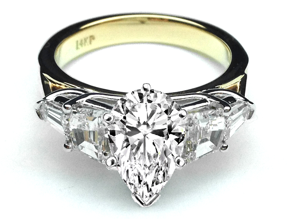 Cadillac Engagement Rings from MDC Diamonds NYC
