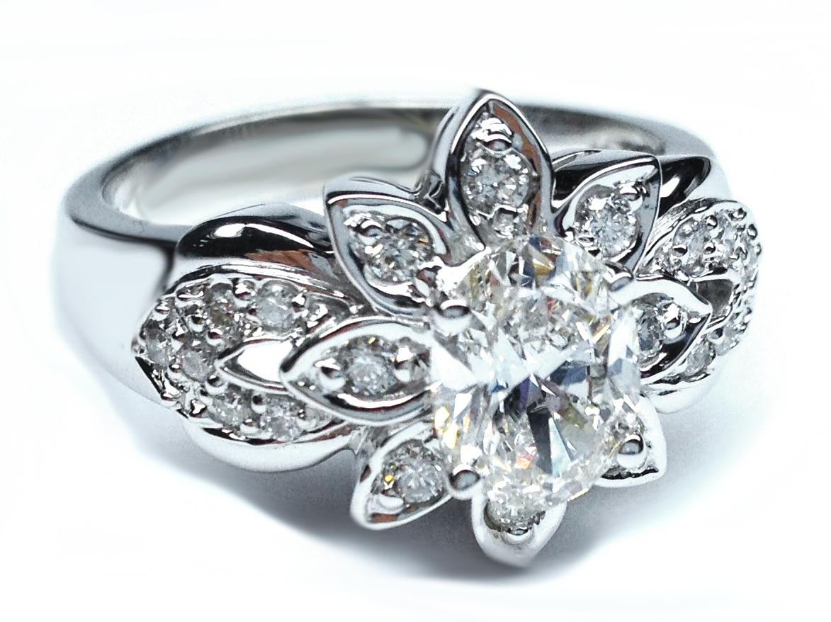 ova - engagement rings from mdc diamonds nyc