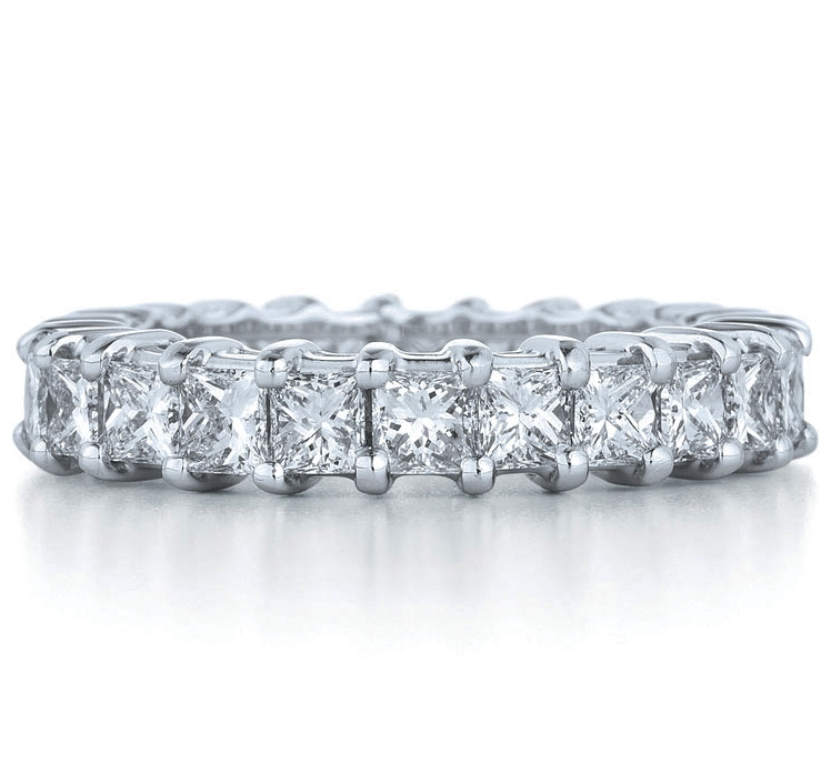 White Gold Wedding Bands From Mdc Diamonds
