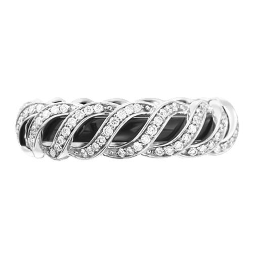 Woman 2013 Bands: Bridals And Grooms: Beautiful Black Diamond Wedding Band