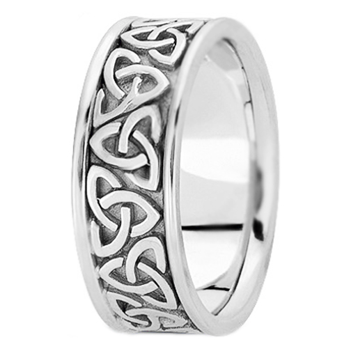 Celtic Wedding Bands from MDC Diamonds