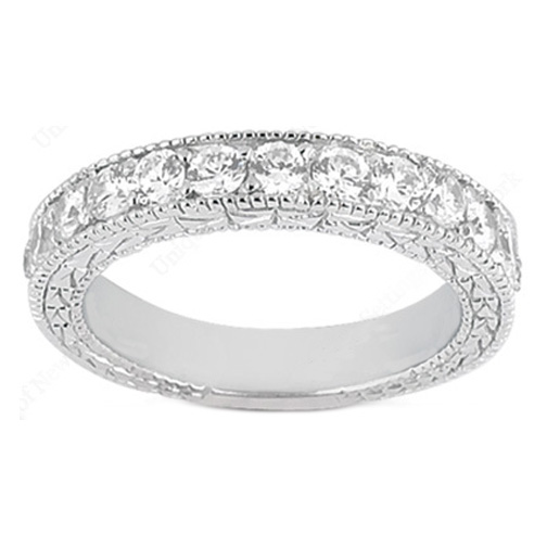 vintage wedding bands from mdc diamonds