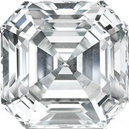 Signature Ideal Asscher Cut Diamond