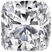 Signature Ideal Cushion Cut Diamond