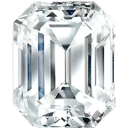 Signature Ideal Emerald Cut Diamond